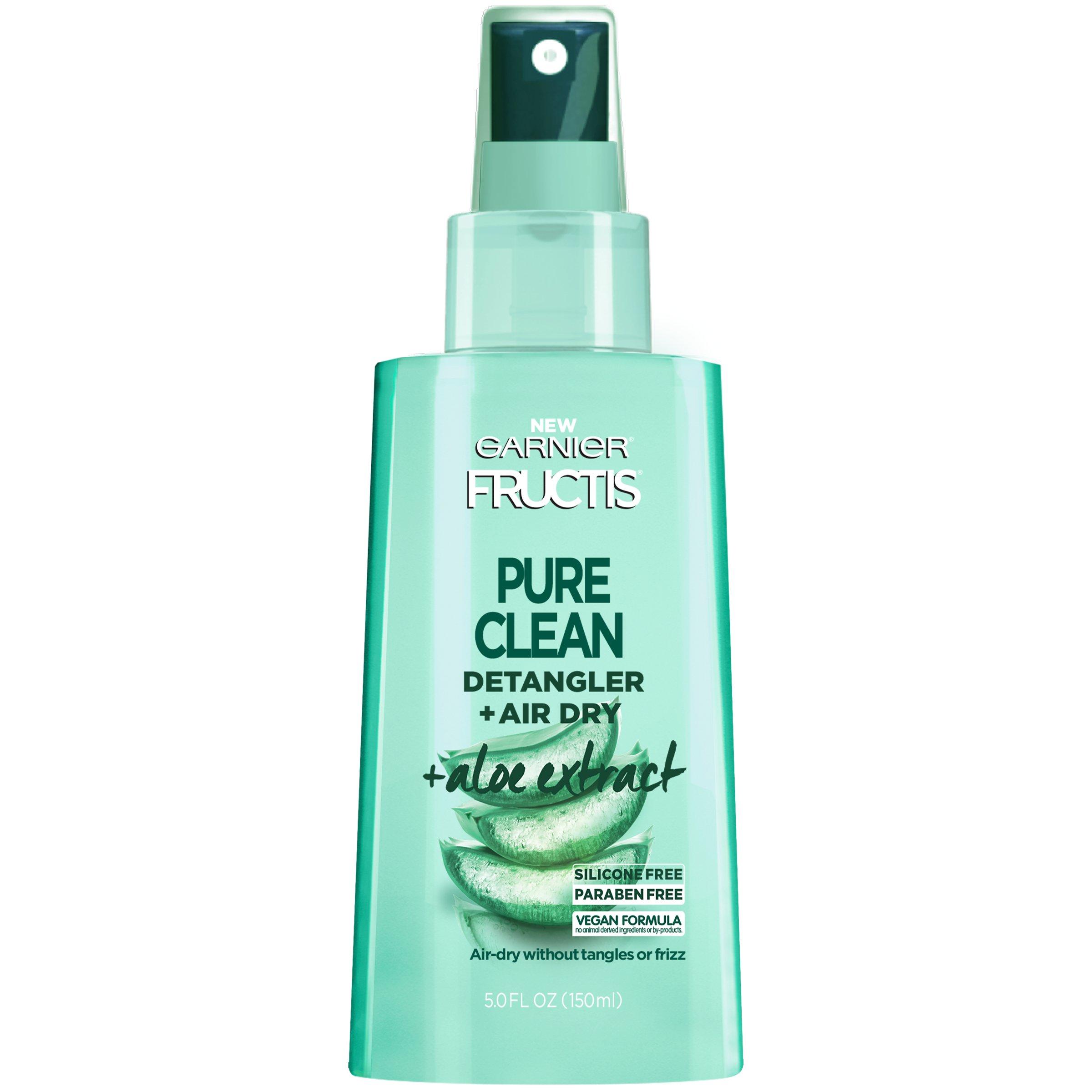 Garnier Fructis Style Pure Clean Detangler + Air Dry, 5 fl. oz.