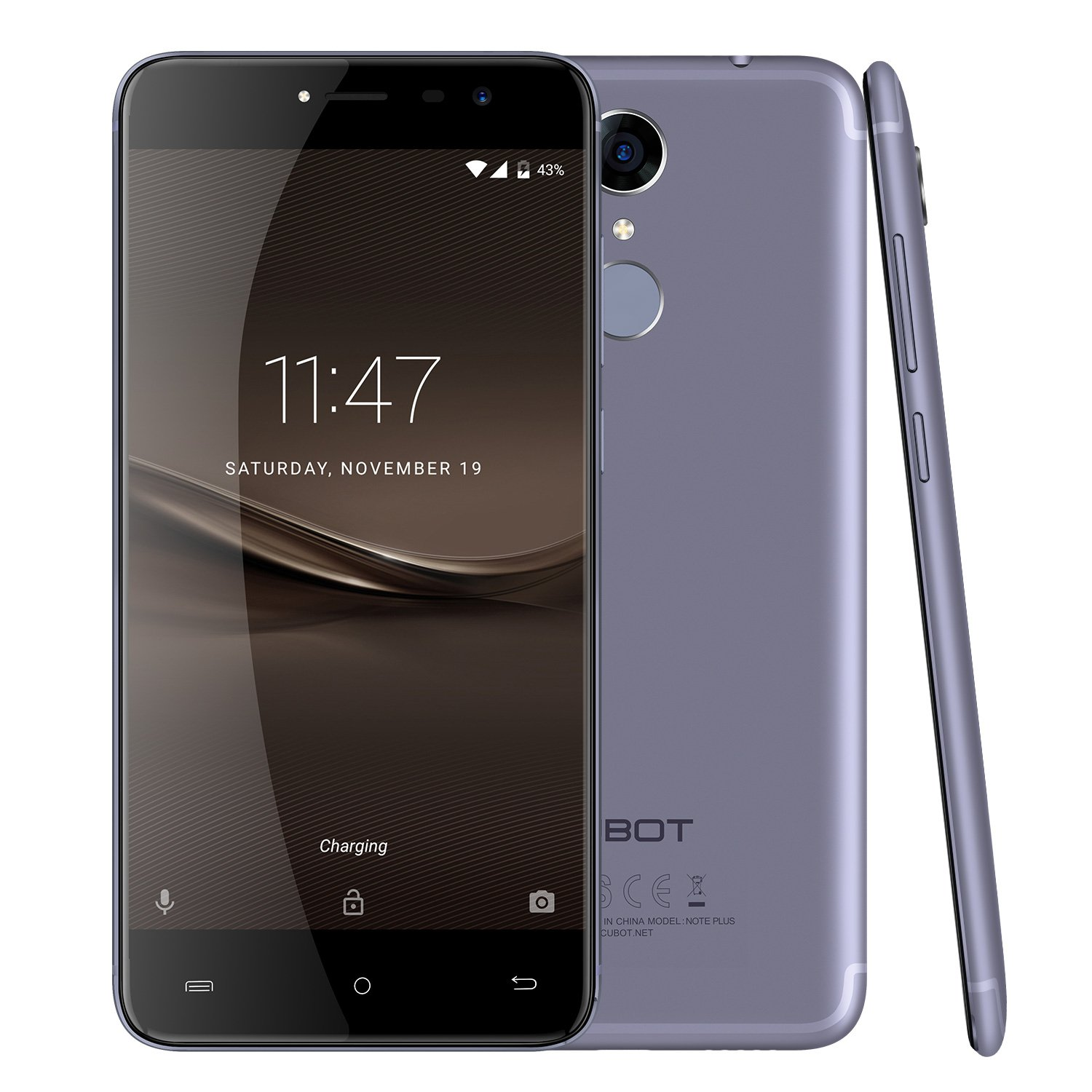 Cubot Note Plus 4G 32GB Dual-SIM Starry Blue EU