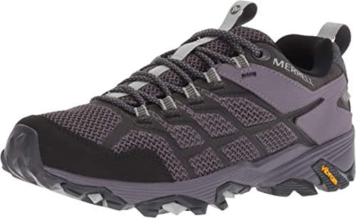Merrell Moab FST 2 - Zapatillas de senderismo impermeables para ...