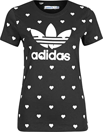 adidas trefoil damen t-shirt