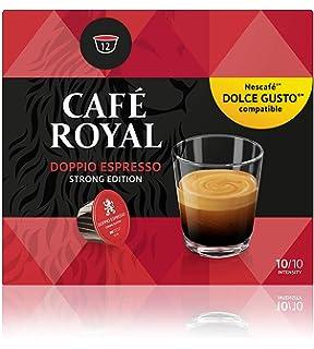 Café Royal Cortado 48 cápsulas compatibles con Nescafé ...