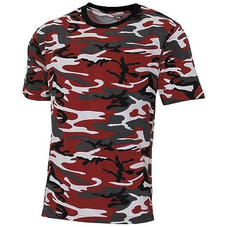 847217543a5bd6 MFH US Army Herren Tarn T-Shirt Streetstyle  Amazon.de  Bekleidung