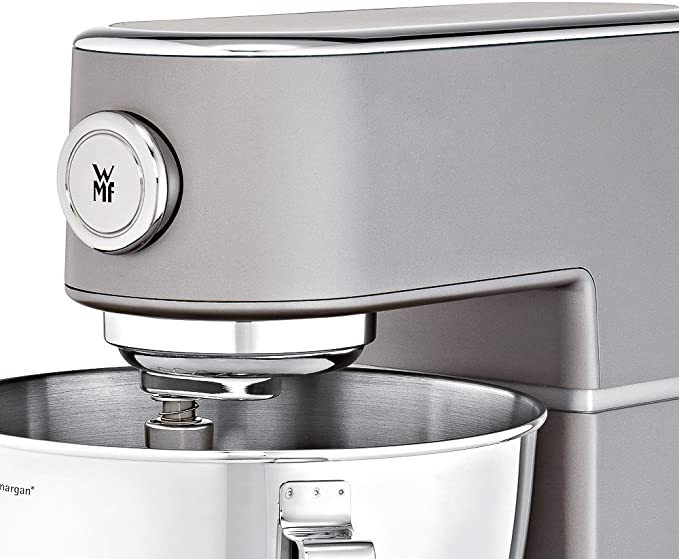 WMF Profi Plus Robot de cocina, 1000 W, 5 litros, Acero Inoxidable, 8 Velocidades, Cromargan mate: Amazon.es: Hogar