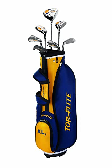 Amazon.com : Top Flite XLJ Junior Set (Right Hand, 5-8 Years ...