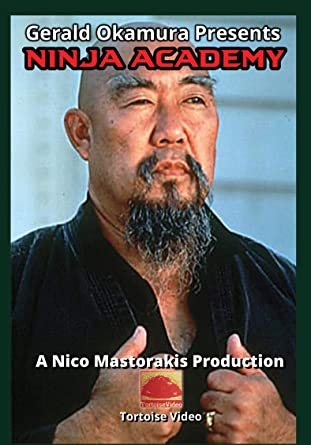 Amazon.com: Gerald Okamura presents Ninja Academy movie ...