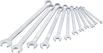 Hazet 600SPC//16 16 Piece Size 7-24 Combination Wrench Set