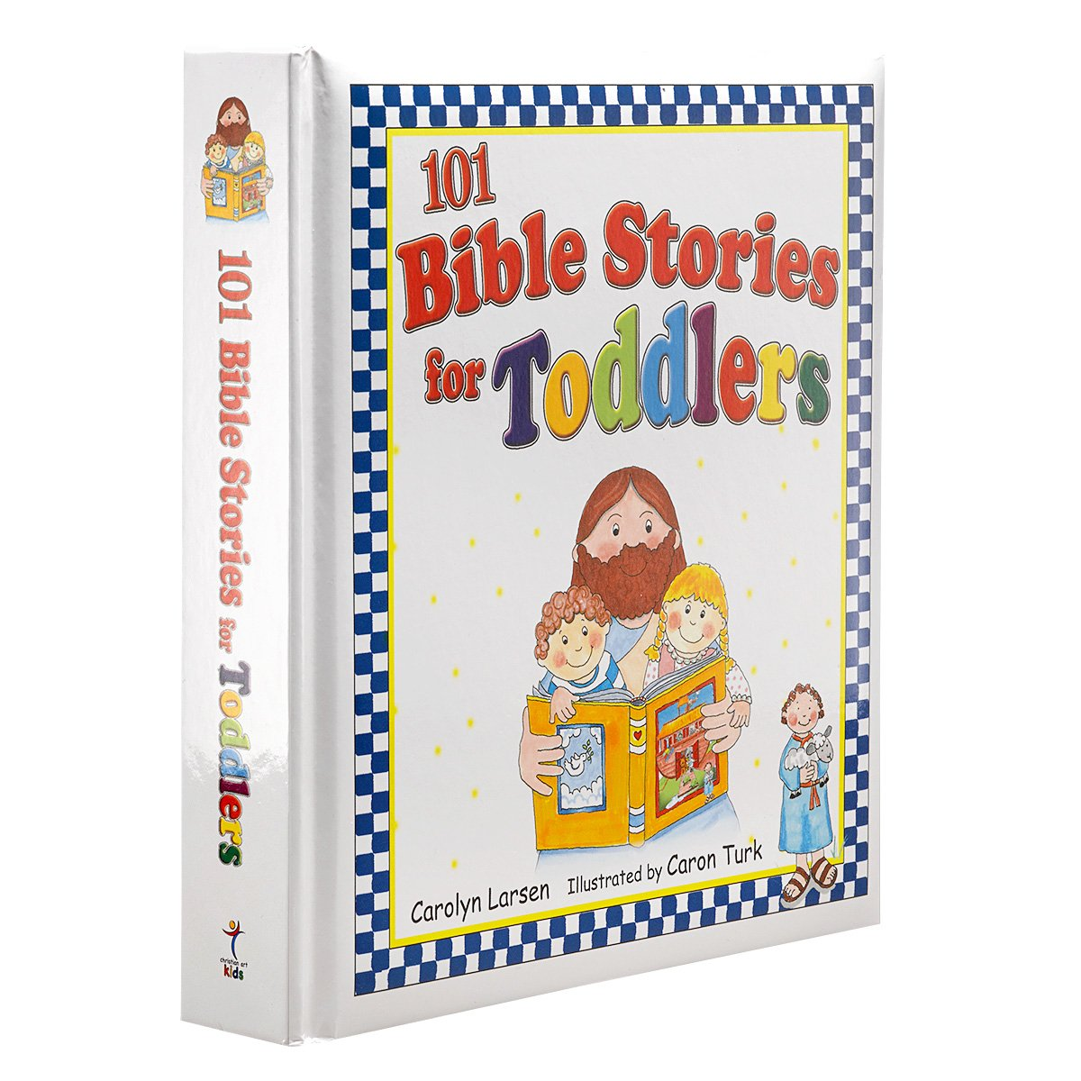 Download 101 Bible Stories for Toddlers pdf
