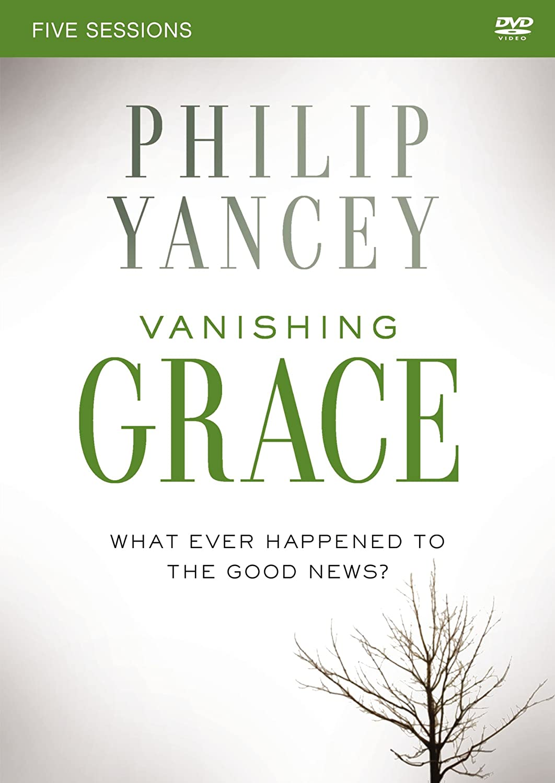 Amazon.com: Vanishing Grace Video Study: Whatever Happened to the Good News?:  Philip Yancey: Movies & TV