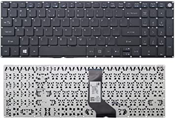 New For Acer Aspire A715-72G A717-72G Keyboard US with Backlit NO Frame