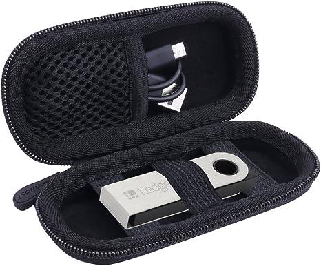 Hard Travel Case for Ledger Nano S Cryptocurrency Hardware Wallet