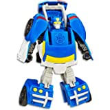 "PLAYSKOOL Heroes - Transformers - 4.5"" Chase The Police - Rescan Bots - Kids Toys Ages 3+"
