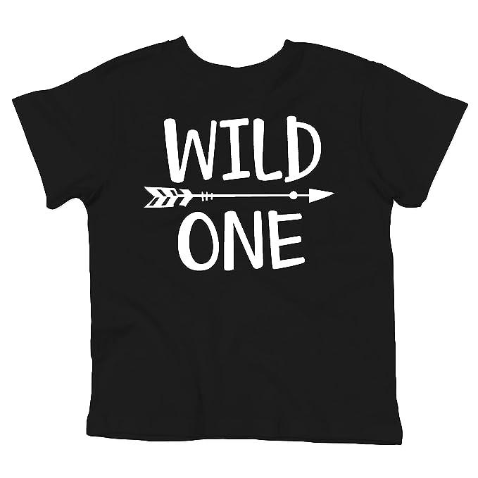 Wild One 1st Birthday Shirt For Boys Boy Smash Cake