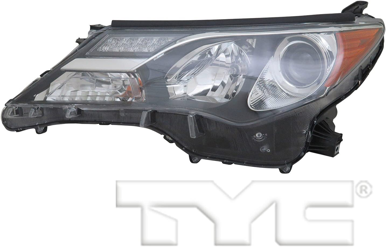 TYC 20-9244-00-9 Honda CR-V Left Replacement Head Lamp