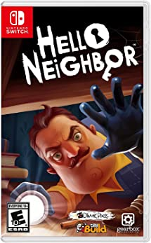 Hello Neighbor - Nintendo Switch: Gearbox Publishing     - Amazon com
