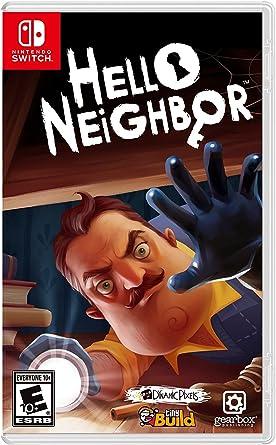 Hello Neighbor Nintendo Switch Game (#) [Importación inglesa ...