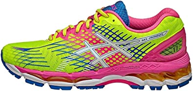 Asics Gel Nimbus 17, T557N 0701, Women's running shoes