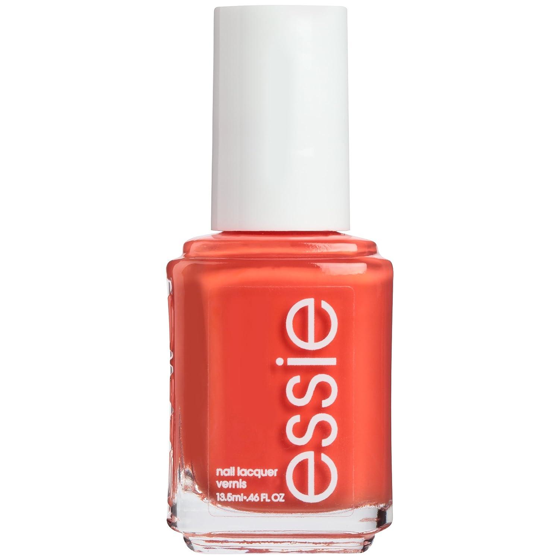 Amazon.com : essie nail polish, sunshine state of mind, coral nail ...