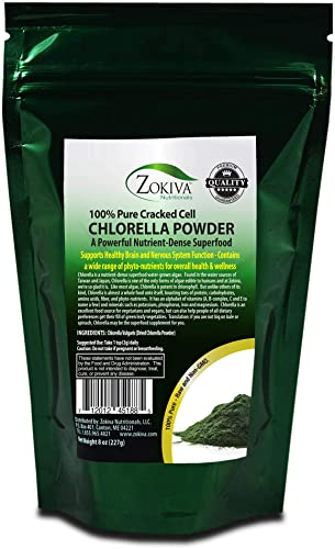 Chlorella Powder 8oz