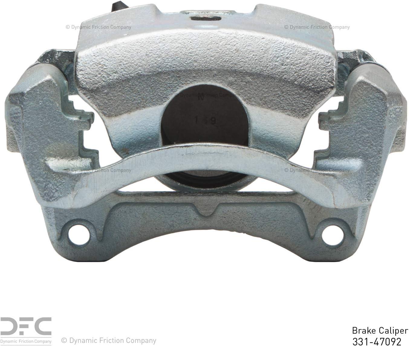For 2004-2008 Pontiac Malibu Front Right Passenger Side Zinc Disc Brake Caliper