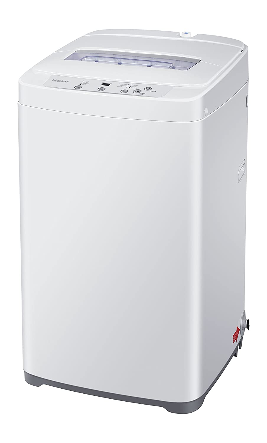 Amazon.com: Haier HLP24E 1.5 Cu. Ft. Portable Washer With Stainless Steel  Drum And Pulsator Wash System: Appliances