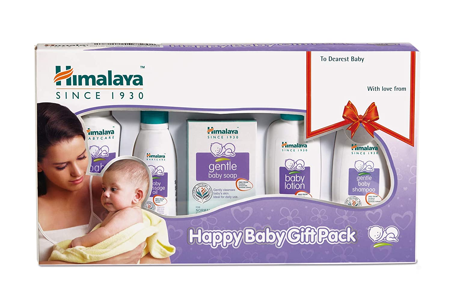 d0fb1b72da067 Himalaya Baby Gift Pack Series: Amazon.in: Baby