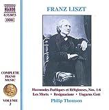 Liszt : intégrale de l'oeuvre pour piano Vol.3