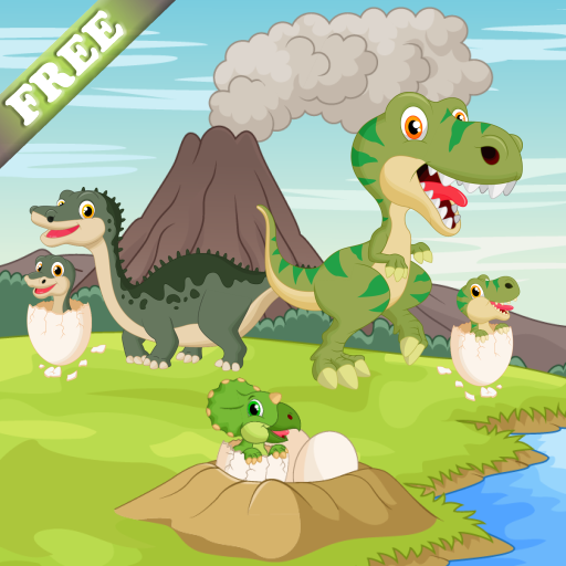 Amazon.com: Dinosaurs game for Toddlers and Kids : discover the jurassic world of dinos! FREE: Appstore for Android