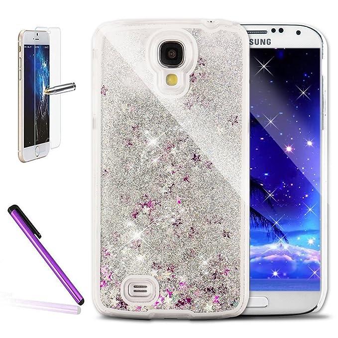 1 opinioni per Newstars- Cover per Samsung Galaxy S4I9500, protezione per schermo in vetro