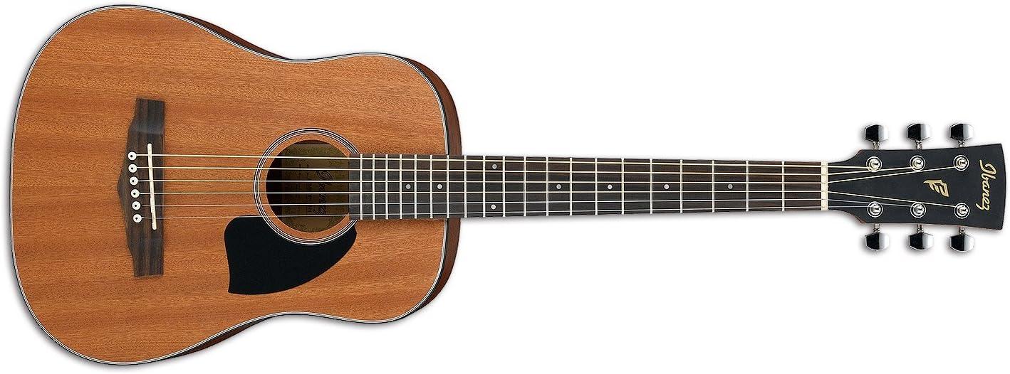 Ibanez PF2MH-OPN 3/4 PF - Guitarra acústica (incluye funda ...