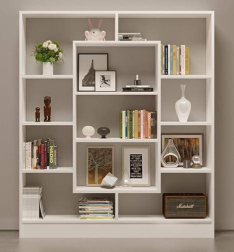 Homidea Venus Libreria - Scaffale per Libri - Scaffale per Ufficio ...