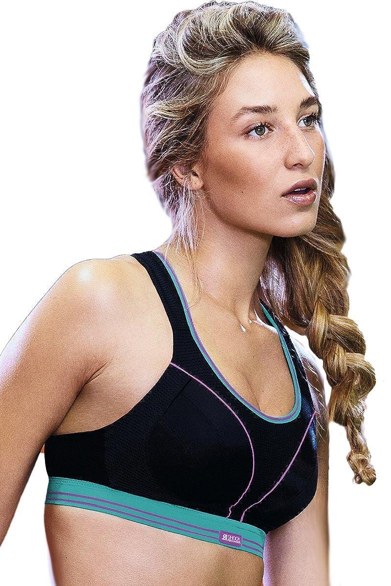 Mehrfarbig Shock Absorber Damen Ultimate Run Sport-BH