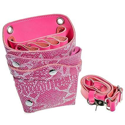 Ninja Pink Python - Funda de piel: Amazon.es: Belleza