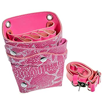 Amazon.com: Ninja Pink Python Leather Holster: Beauty