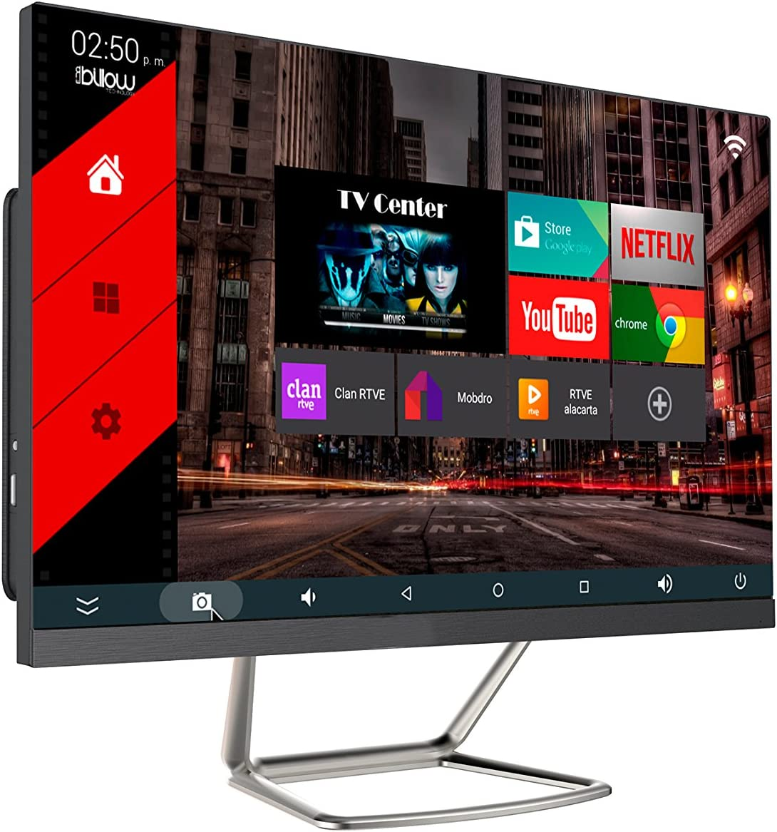 Billow Technology MD09TV - Caja Multimedia Android para televisión (4K, procesador Octa Core a 1.5 GHz, Memoria DDR de 2 GB), Color Negro: Billow: Amazon.es: Electrónica