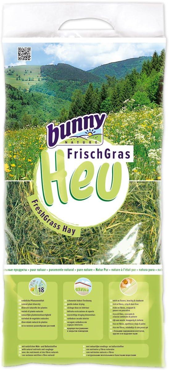 Bunny - Heno para roedores 3 kg