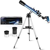 TELMU Telescopio Astronomicos GS70060 700mm x 60mm Ampliación