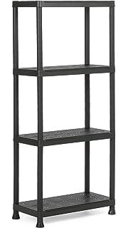 Ikea regalsystem metall  IKEA HYLLIS Regal verzinkt; für drinnen und draußen; (60x27x140cm ...