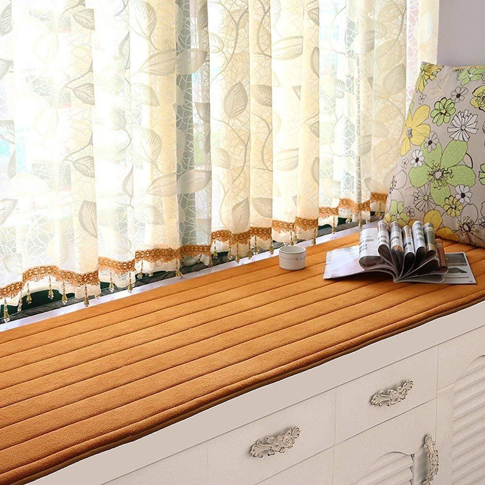 JU Einfacher Moderner Pendel-Matten-Fensterbrett-Matten-Sommer-Schwamm-Balkon-Kissen-Sich Hin- und herbewegender Eimer, Multi-Größe B07FZVJC19 Taschenlampen, Stirnlampen & Laternen Einfach zu bedienen