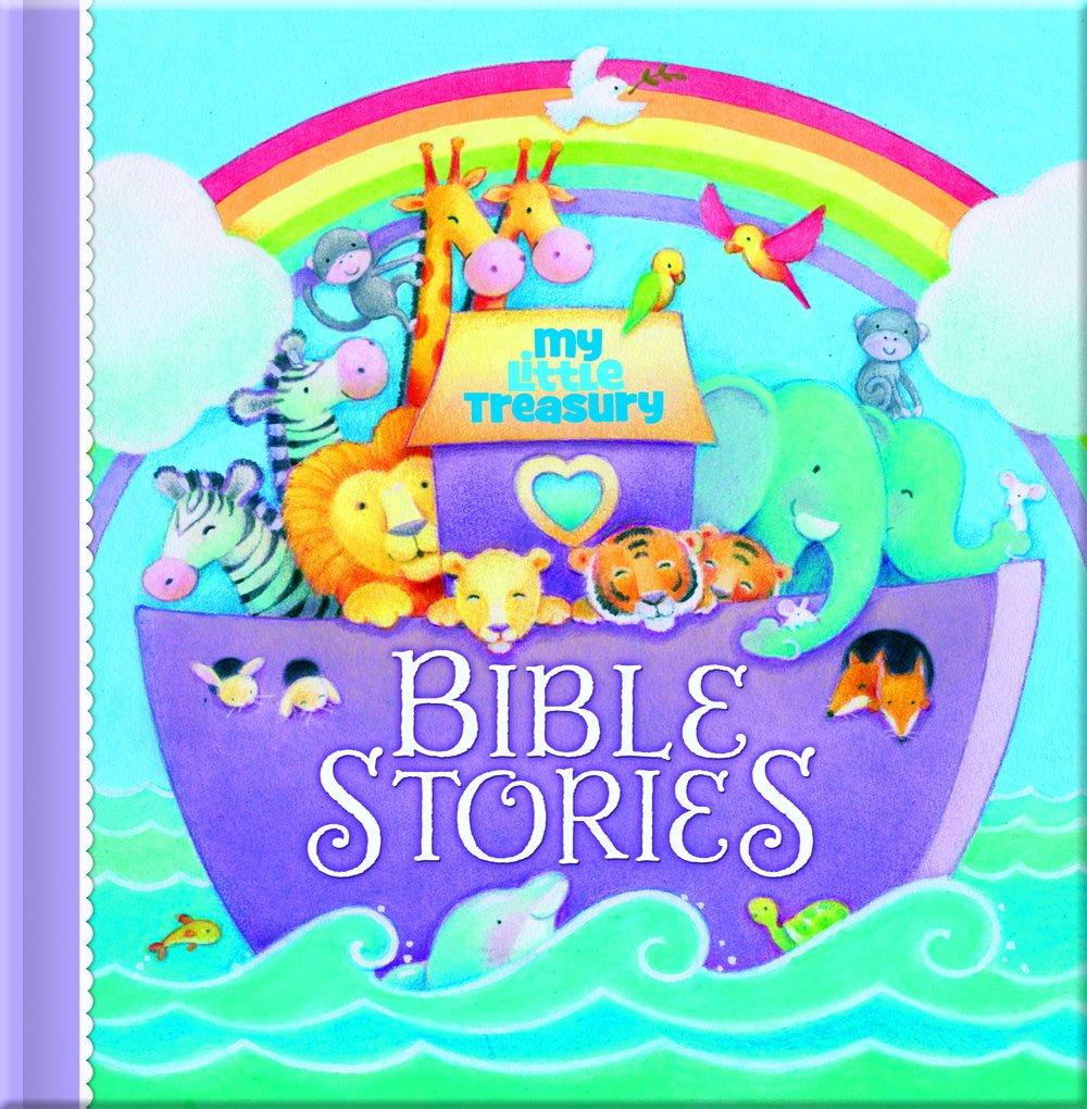 Bible Stories My Little Treasury (9781450872980) pdf