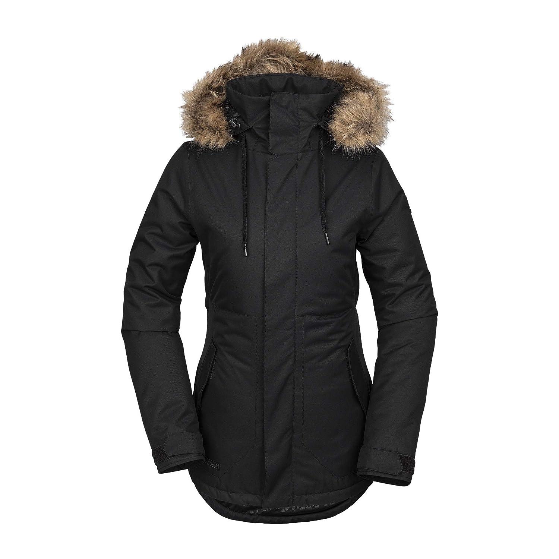 c21c831914 Amazon.com: Volcom Women's Fawn Insulated Snow Jacket: Clothing
