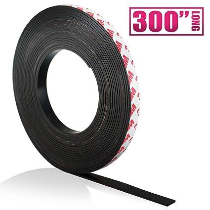 3e6a596ed23 Amazon.com   Craftopia Self Adhesive Magnet Strip Cuttable Roll
