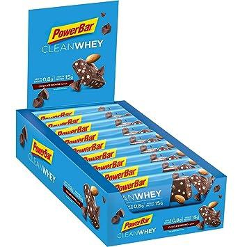Powerbar Clean Whey Protein Riegel Low Sugar Eiweiss Riegel Ohne