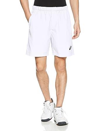 ASICS Herren Team Performance Tennis Shorts, Herren, schwarz