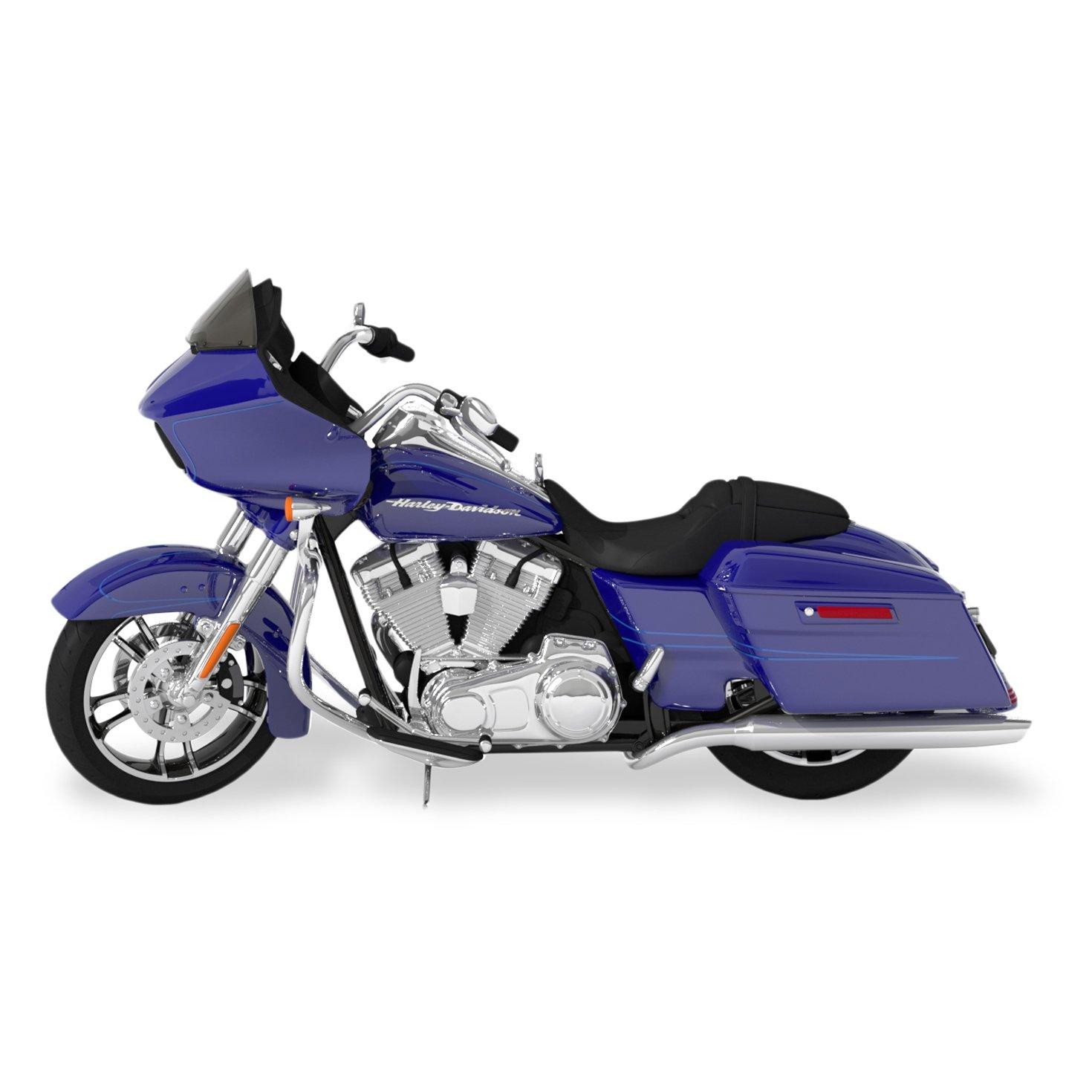 amazoncom hallmark keepsake harley davidson motorcycle milestones 18 2015 road glide special holiday ornament home kitchen
