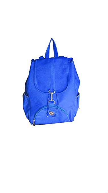 b7fe5caf365d Kreative Bags Styles Blue Women s Girls Backpack Handbag  Amazon.in ...