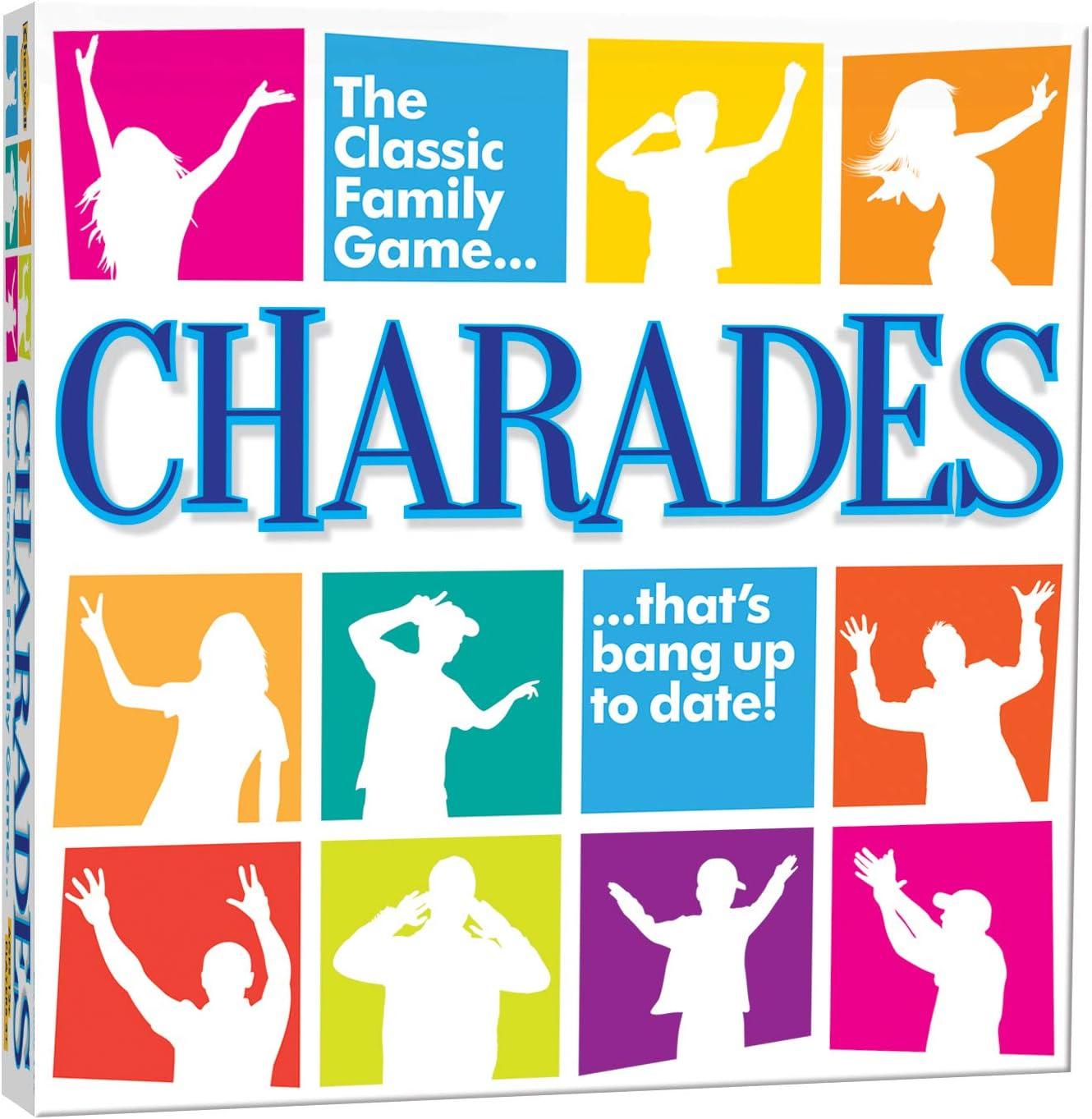 """Sélection de jeux avec le thème """" Charade """""""