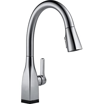 Delta Mateo Single Handle Pull Down Faucet Touch Kitchen