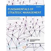 Fundamentals of strategic management (Tratados y Manuales de Empresa)