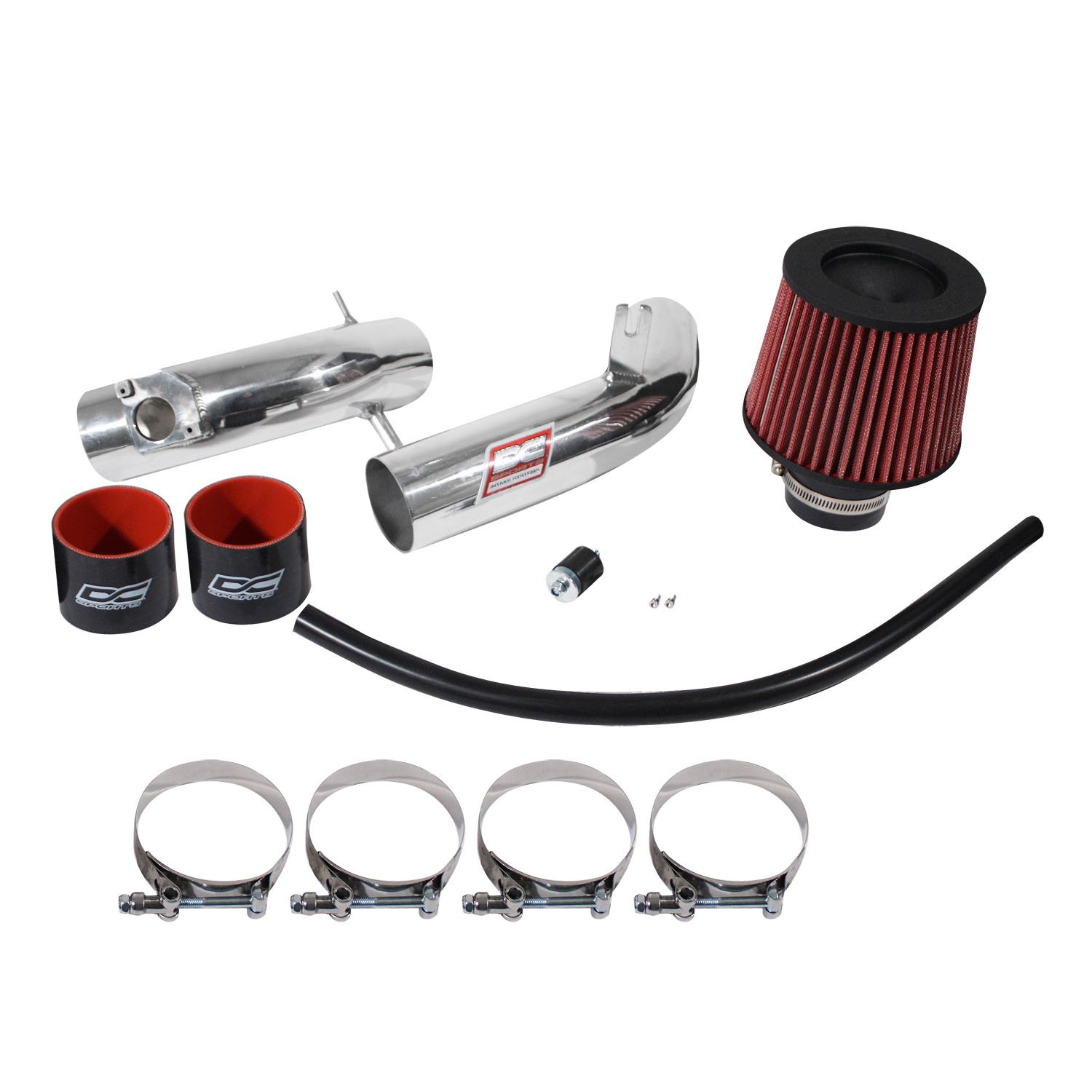 DC Sports CAI4102 Mazda 6 Polished Cold Air Intake System by DC Sports (Image #1)