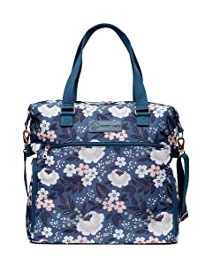 Sarah Wells Lizzy Breast Pump Bag (Le Floral)